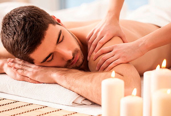 Clínica de massagem relaxante no Brooklin