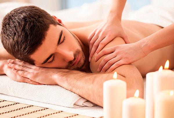 Massagem relaxante no Morumbi